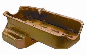 - Milodon 31513 Oil Pan for Small Block Chevy - 6 Quart