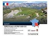 Garmin microSD/SD Card: TOPO France v4 PRO- Sud Est, 010-11240-02 (v4 PRO- Sud Est)