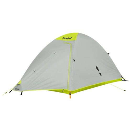 Cheap EUREKA Amari Pass 3 Person Tent Lime/Grey Green One Size