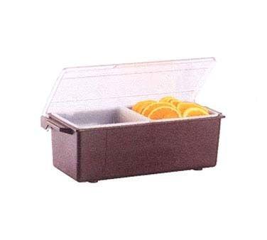 Vollrath Kondi-Keeper Condiment Dispenser, plastic, standard lid, 2 quart, 12