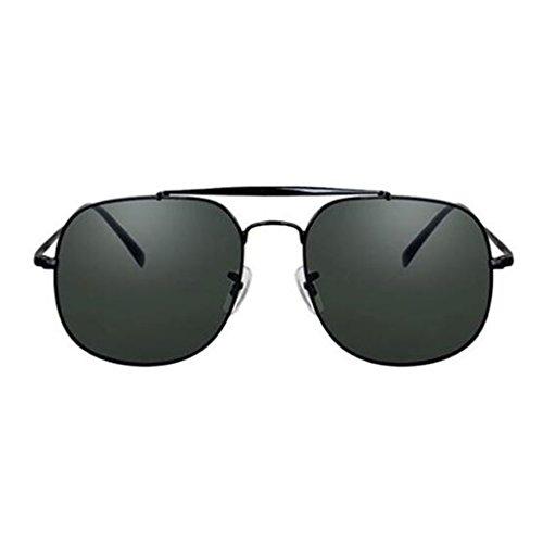 Moda Elegante De Vintage De Polarizada Luz Controladores Sol HOME Gafas 2 Playa Harajuku 4 QZ Espejo Color qFzv8