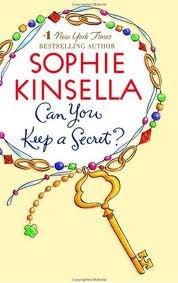 Can You Keep a Secret? Publisher: Dial Press Trade Paperback