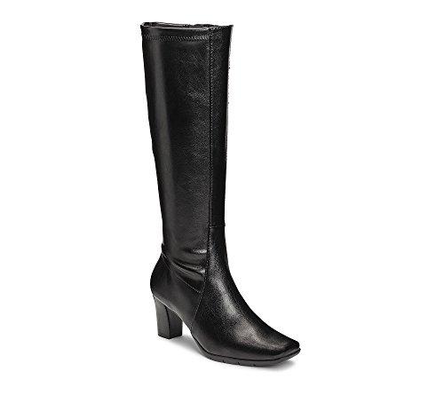A2 by Aerosoles Women's Lemonade Boot, Black, 7.5 M US
