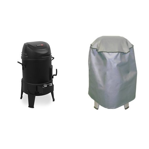 Char-Broil The Big Easy TRU-Infrared Smoker – Best Smoker/Grill Combo
