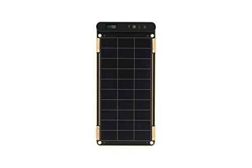 Solar Paper + Pouch, Paper-thin and Light Portable Solar Charger with Ultra-High-Efficiency (7.5W) by YOLK (Image #3)