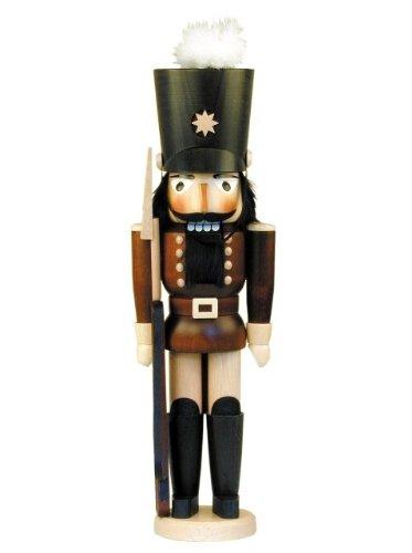 32-356 - Christian Ulbricht Mini Nutcracker - Soldier - 17.5''''H x 5''''W x 5''''D by Alexander Taron Importer