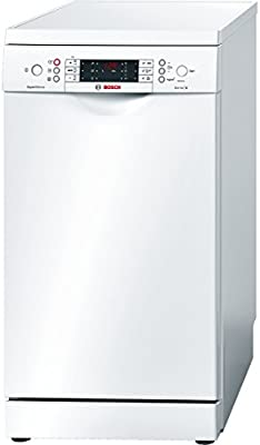 Bosch Serie 6 SPS69T72EU lavavajilla Independiente 10 cubiertos A ...