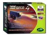 3dforce4 Mx440 Twin Agp 4x 64MBnvidia Geforce4 Ddr with dual Rgbs -