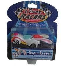 Disney Racers Roger Rabbit 1/64 Scale Die Cast Metal Body Racer