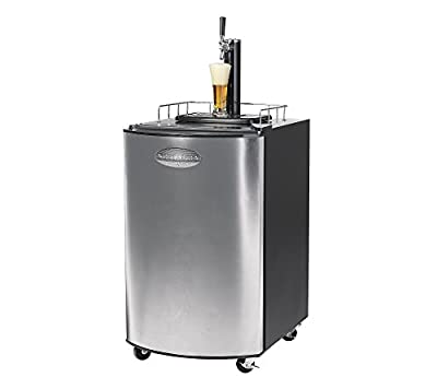 Nostalgia Kegorator Draft Beer Dispenser
