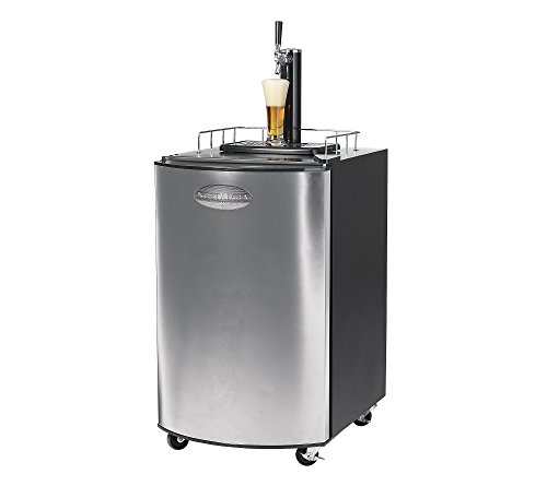 Best Review Of Nostalgia Kegorator Draft Beer Dispenser