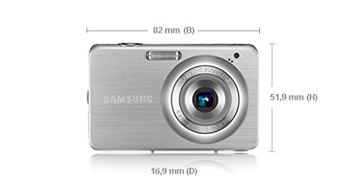 Samsung ST30 10 MP Compact Digital Camera (International Version) (Black)