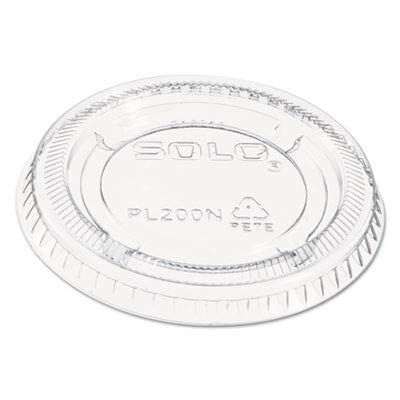 Dart 200PCL Conex Clear Portion Cup Lid