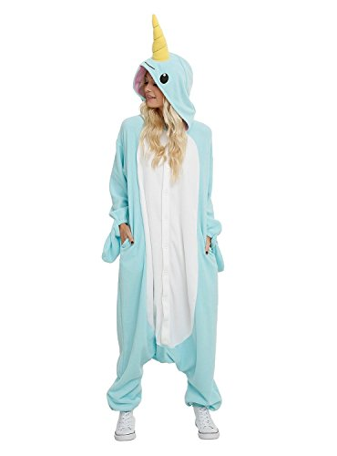 Sazac Narwhal Kigurumi All Ages Costumes Buy Online In