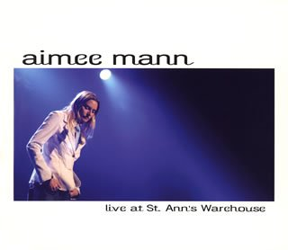 LIVE AT ST. ANN'S WAREHOUSE(CD+DVD)