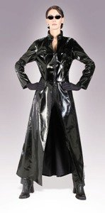 Trinity Adult Costume - Standard - Matrix 2 Trinity Costume