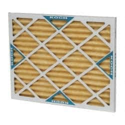 Synthetic Wireless Pleated Air Filter 16 Nom Height x 20 Nom Width x 1 Nom Depth 7 Pack Value Collection