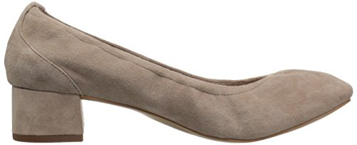 Bella Vita Womens Mattie Dress Pump Almond Kid Suede