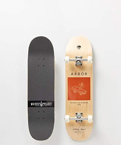 Arbor Skateboard - Whiskey 8.25 ()