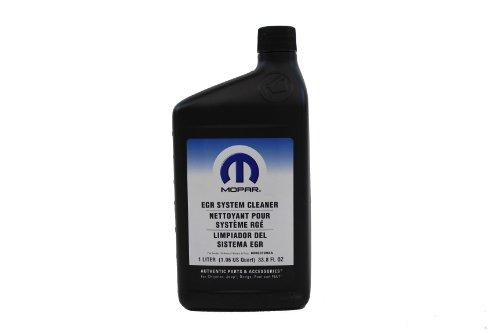 Genuine Chrysler Accessories 68028729AB EGR System Cleaner - 1 Liter