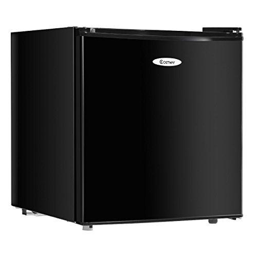 1.7 cu. ft. Mini Cold-rolled Sheet Refrigerator – Black