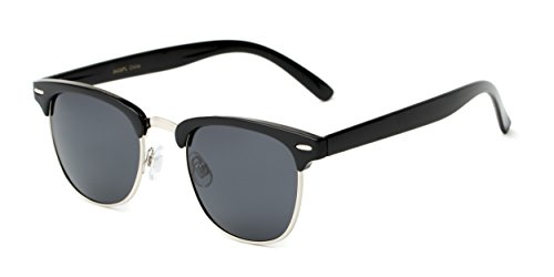 Sunglass Warehouse   The Harlem Sunglasses - Browline - Metal & Plastic Frame - Men & - Glasses Emo Frames