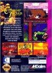 Cutthroat Island - Sega Game Gear