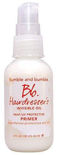 Spray Bumble Bumble And Shine - Bumble and Bumble Hairdresser's Invisible Oil Primer Travel Size 2. oz