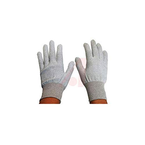 Glove; ESD; Inspection; Medium; Pair, Pack of 5 by desco (Image #1)