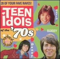 RICK SPRINGFIELD - Teen Idols Of The 70