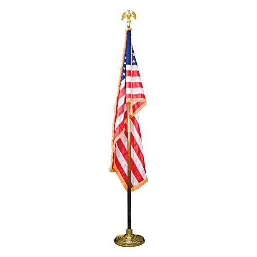 (United States Flag with 7