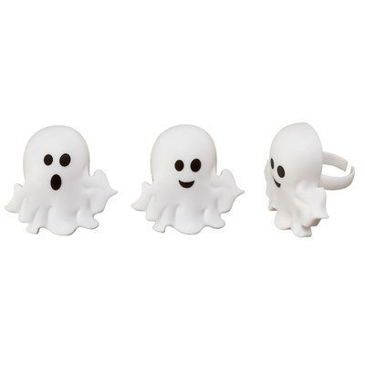 Flying Ghost Cupcake Rings - 24 pc]()