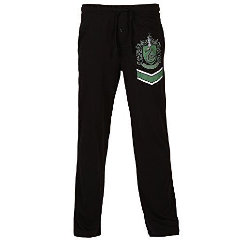 [Harry Potter Slytherin House Adults Sleep and Lounge Pants (L)] (Hogwarts Robes Gryffindor)