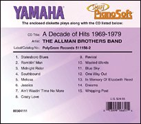 The Allman Brothers Band - A Decade of Hits 1969-1979 Disk