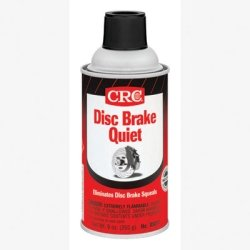 CRC Industries (CRC05017) Disc Brake Quiet, 9 oz Can, 12 per Pack