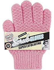 Soap And Glory Super Exfoliating Scrub Gloves Smooth Your Body! One Size