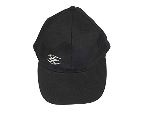 Paintball Empire Logo Baseball Cap Black Twill Flexfit Ball Cap One Size