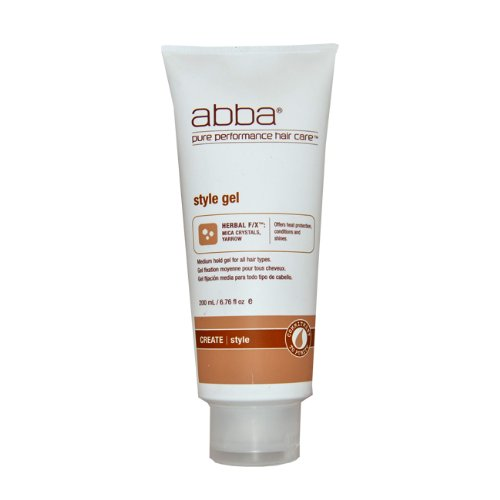 ABBA pur style Gel, 6,76 once Tubes Pack 2 (emballage peut varier)