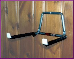 - Allen Sports Wall Mounted 2-Bike Storage Rack