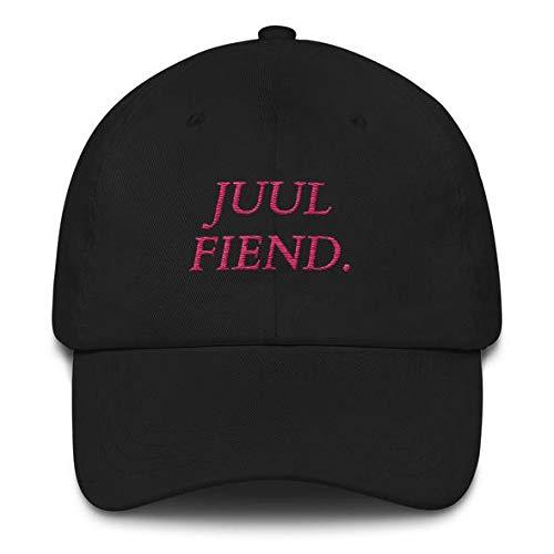 763a064bd5e Amazon.com  PRIVLÉGE Juul Fiend. Dad Hat  Clothing