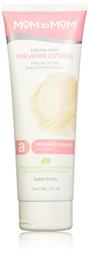 "MoM to MoM Crema para Prevenir Estrías ""A"", 250 ml"
