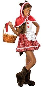 Red Riding Hood Tween Costume, Medium