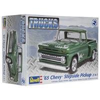 1965 Chevy Stepside Pickup 2 'n 1 Model KitNew by: CC