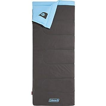 Coleman Saco de dormir Heaton Peak Comfort - perfecto para tu nuevo compañero de camping en suave, o Clima más fresco.: Amazon.es: Jardín