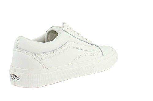 Blanc Chaussures Skool Old Adulte Mixte Vans Xx7wZgn6q