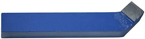 16mm hoch HM Drehmeißel Drehstahl Messer Drehbank DIN4972 (16x16mm) P30 (Stahl)