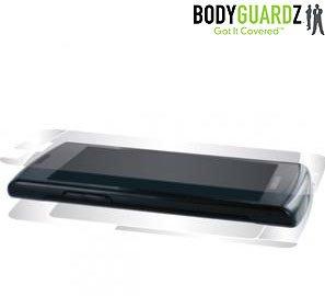 Bodyguardz Protective Skin Film for Samsung Captivate