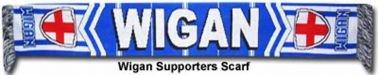 Wigan Athletic Football (Wigan Athletic Scarf)