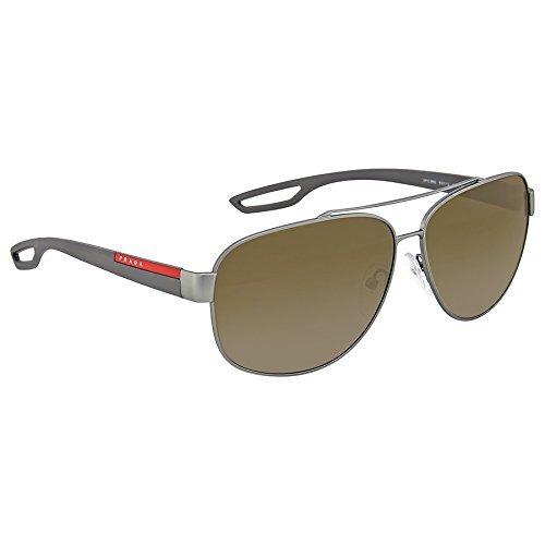 Prada Sport Prada Mens 0Ps 58Qs 63Mm Sunglasses