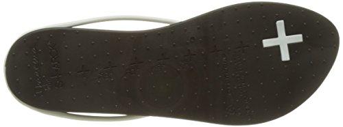 Ipanema Philippe Starck Thing M Ii Fem - Sandalias de dedo Mujer negro (negro/blanco)